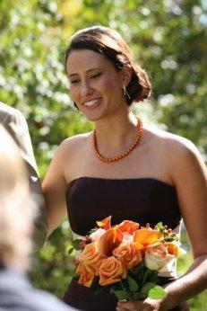 My sister Danielle's wedding