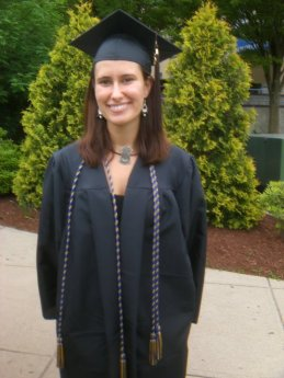 University of Rhode Island Graduation - May 2010