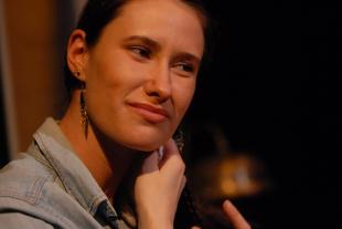 "Me as Johanna in ""August; Osage County"" (2012)"